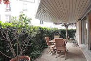 Apartment Paris 15° - Yard