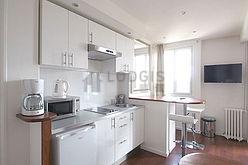 アパルトマン パリ 10区 - キッチン