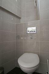 アパルトマン パリ 10区 - トイレ