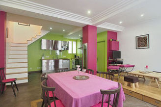 双层公寓 Rue Lagile 巴黎18区