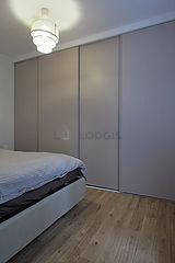 Дуплекс Париж 18° - Спальня