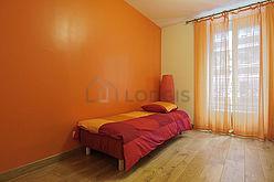 Дуплекс Париж 18° - Спальня 2