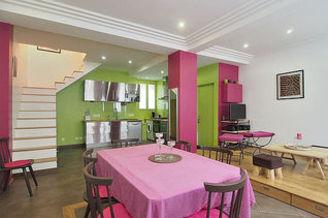 duplex Rue Lagile Parigi 18°