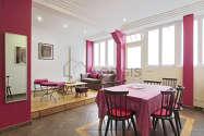 Duplex Paris 18° - Séjour