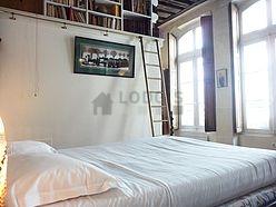duplex Parigi 5° - Camera