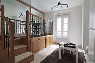 Asnières-Sur-Seine 1 camera Appartamento