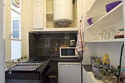 アパルトマン パリ 12区 - キッチン