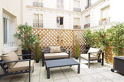 Appartement Paris 8° - Terrasse