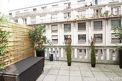 Wohnung Paris 8° - Terasse