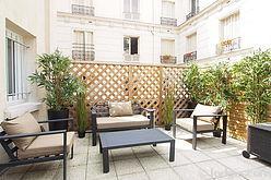 Apartamento Paris 8° - Terraça