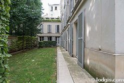Apartamento París 5° - Jardín