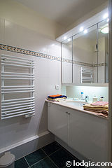Apartment Paris 5° - Bathroom 2