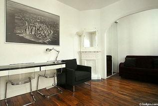 Apartment Rue Fourcade Paris 15°