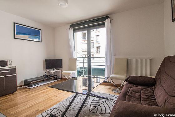 Location studio avec acc s handicap terrasse et ascenseur paris 11 passage du bureau - Recherche studio meuble paris ...