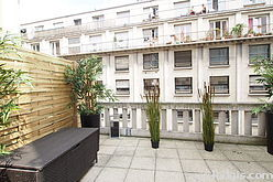 Appartamento Parigi 8° - Terrazzo