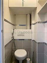 公寓 巴黎16区 - 厕所