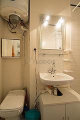 Appartement Hauts de seine Sud - Salle de bain