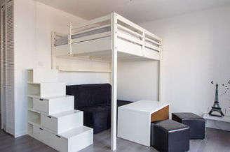 Batignolles Paris 17° studio