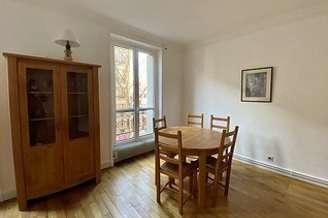 Appartement 1 chambre Paris 20° Gambetta