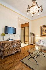 公寓 巴黎1区 - 客廳