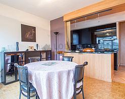 公寓 巴黎11区 - 飯廳