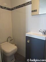 Wohnung Paris 5° - Badezimmer
