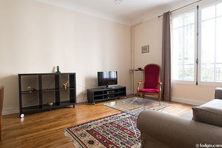 Apartamento Square De Chatillon Paris 14°