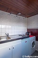 Баржа Париж 13° - Кухня