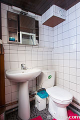 Barge Paris 13° - Bathroom