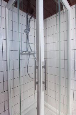 Péniche Paris 13° - Salle de bain
