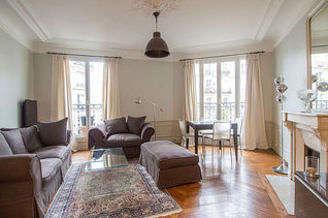 Auteuil Париж 16° 1 спальня Квартира
