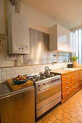 Дуплекс Париж 6° - Кухня