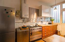 Dúplex Paris 6° - Cozinha
