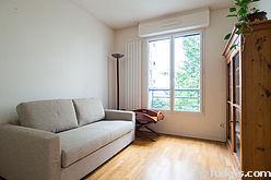 公寓 巴黎11区 - 卧室 3