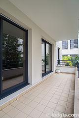 Apartamento París 11° - Terraza