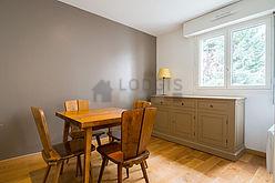 Квартира Париж 20° - Столовая