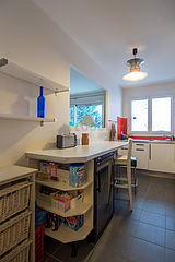 Apartamento Paris 20° - Cozinha