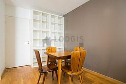 Apartamento Paris 20° - Sala de jantar