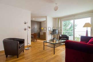 Père Lachaise Parigi 20° 2 camere Appartamento