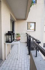 公寓 巴黎13区 - 陽台
