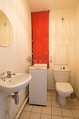 公寓 巴黎13区 - 廁所