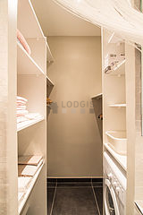 Appartement Paris 6° - Dressing