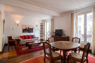 Appartement 1 chambre Paris 7° Tour Eiffel – Champs de Mars