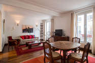 Apartment Paris 7° - Living room