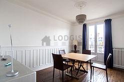 Appartement Paris 12° - Salle a manger