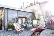 Квартира Париж 2° - Терраса