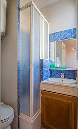 Wohnung Paris 20° - Badezimmer