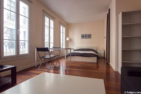 Amazing Apartment Paris 1°   Living Room
