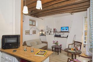 Appartement Rue Volta Paris 3°