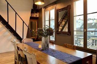 Notre-Dame – Île Saint Louis Paris 4° 2 bedroom Apartment